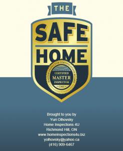 Safe Home Book Cover